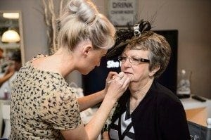 Newcastle Wedding Makeup Artist From Skullduggeri