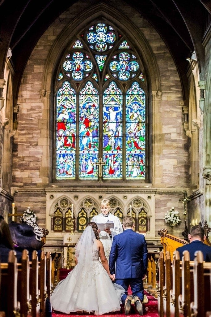 The gorgeous wedding photographs of a Darlington Wedding photography