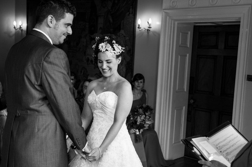 Newcastle wedding photography at Dissington Hall for the marriage of Rachel & Liam photographed by newcastle wedding photographer Leighton Bainbridge