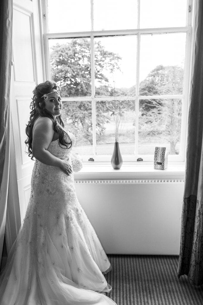Linden Hall Wedding Photography, with the stunning Jade & Scott. Newcastle Wedding Photographer Leighton Bainbridge Photography creating romantic wedding photography