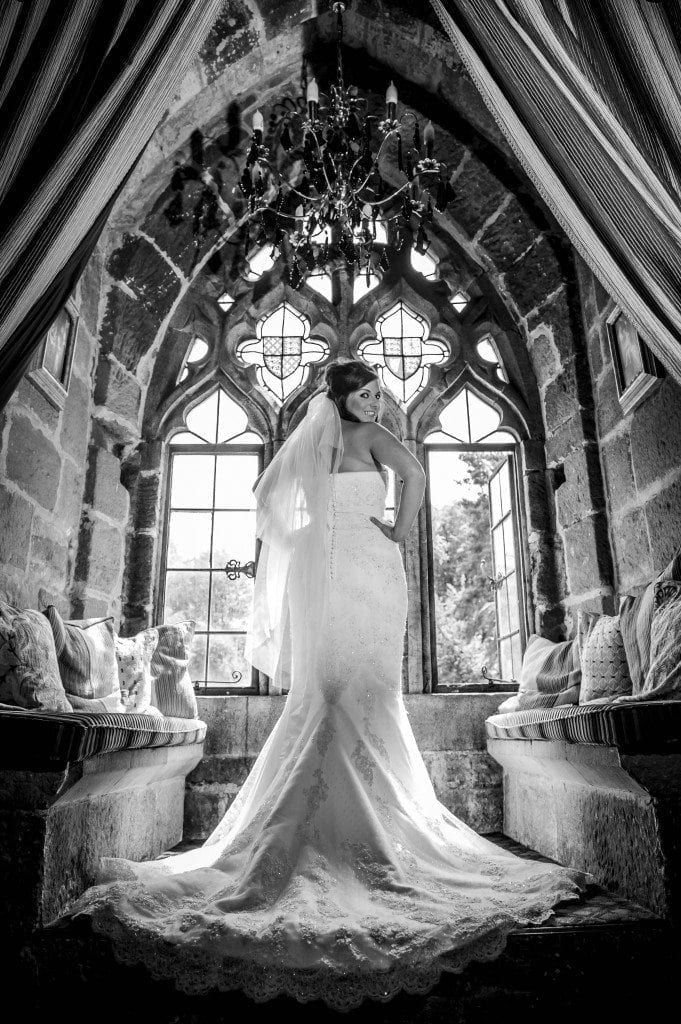 Newcastle Wedding Photography | Christina & Shaun | Langley Castle-10