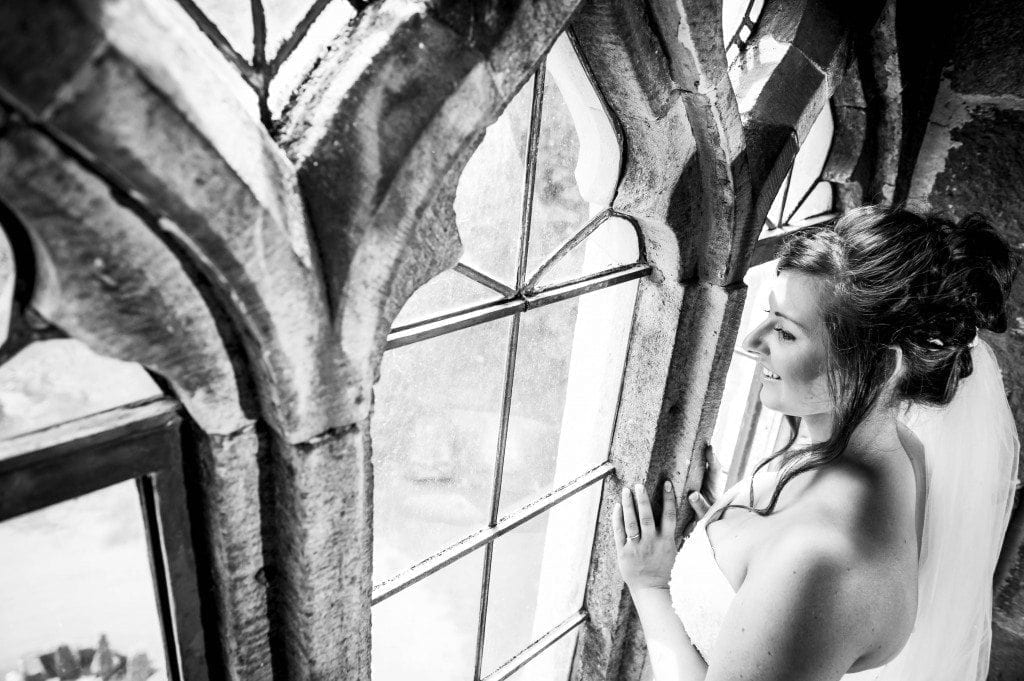 Newcastle Wedding Photography | Christina & Shaun | Langley Castle-11