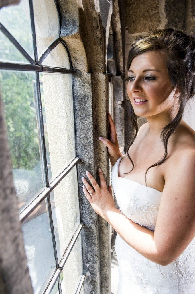 Newcastle Wedding Photography | Christina & Shaun | Langley Castle-12