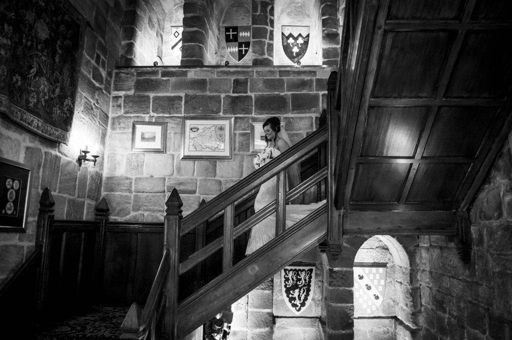 Newcastle Wedding Photography | Christina & Shaun | Langley Castle-17