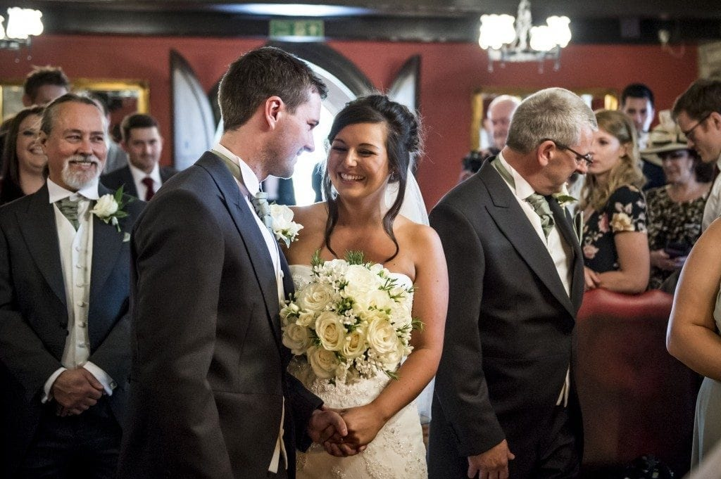 Newcastle Wedding Photography | Christina & Shaun | Langley Castle-20