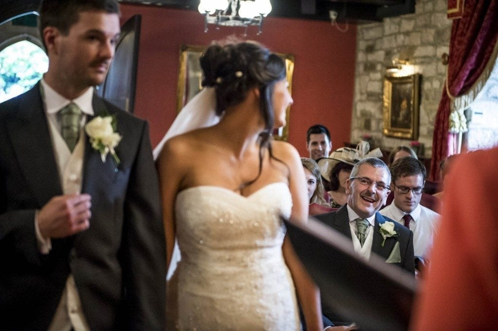 Newcastle Wedding Photography | Christina & Shaun | Langley Castle-23
