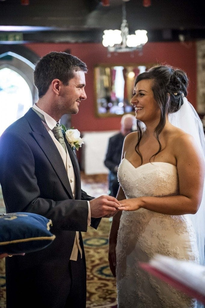 Newcastle Wedding Photography | Christina & Shaun | Langley Castle-26