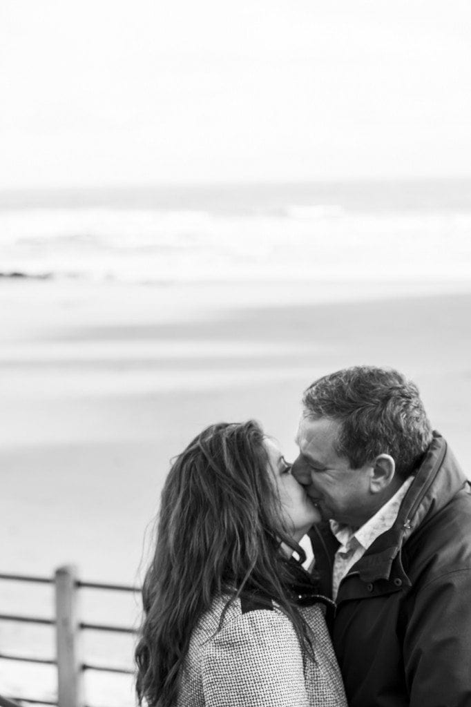 Tynemouth Wedding photography for Deby & Gary's pre wedding shoot on the beach. This Newcastle wedding Photographer Leighton Bainbridge was photographing this gorgeous bride to be in Newcastle