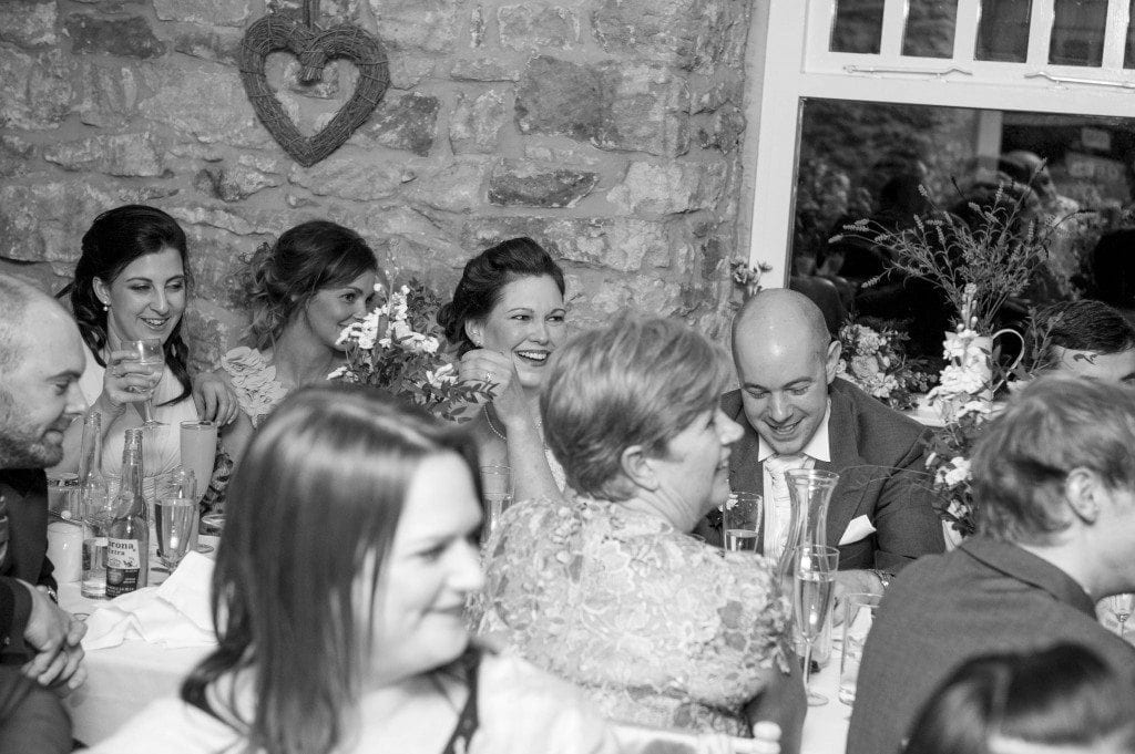 High house farm brewery wedding photography with newcastle wedding photographer Leighton Bainbridge for Bev & Chris's Valentines Day Wedding