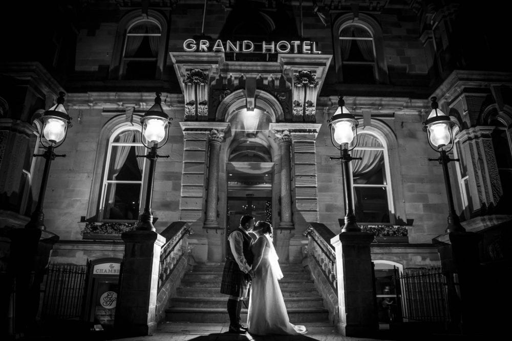 Grand hotel tynemouth wedding