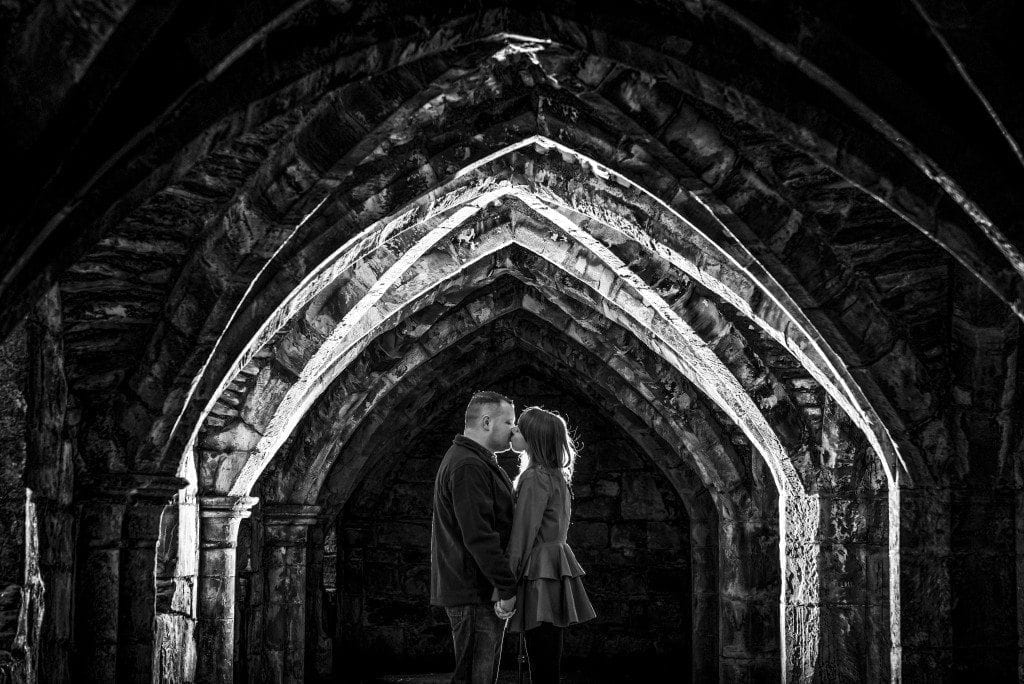 finchale abbey pre wedding photography | Dawn & Trevor_11