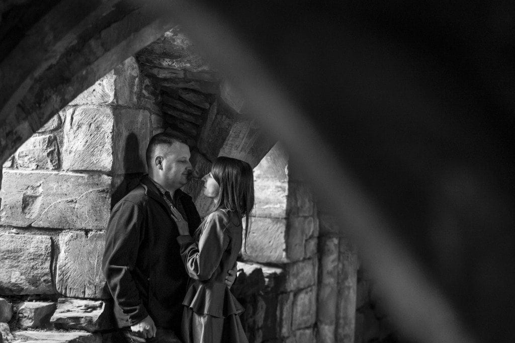 finchale abbey pre wedding photography | Dawn & Trevor_13