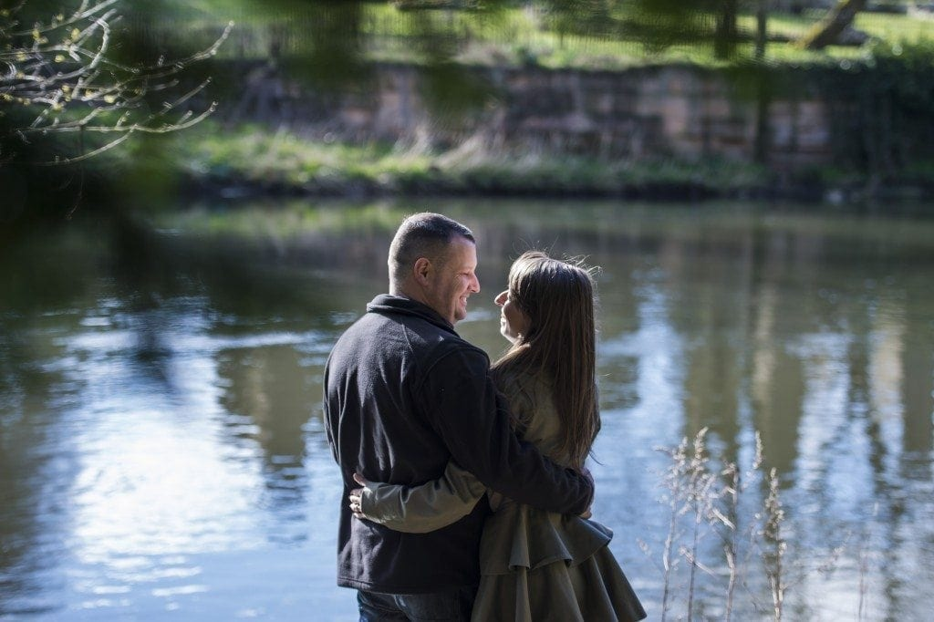 finchale abbey pre wedding photography | Dawn & Trevor_26