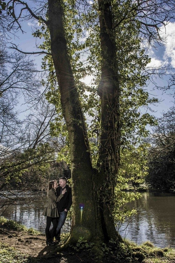 finchale abbey pre wedding photography | Dawn & Trevor_34
