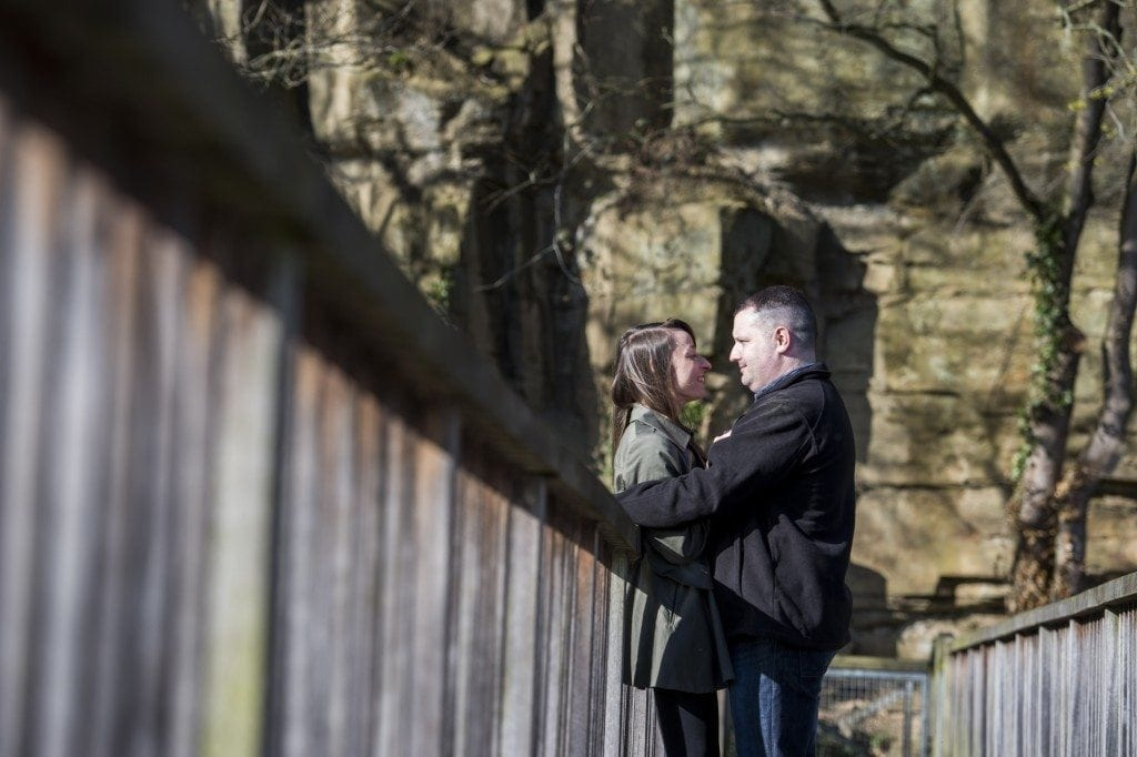 finchale abbey pre wedding photography | Dawn & Trevor_42
