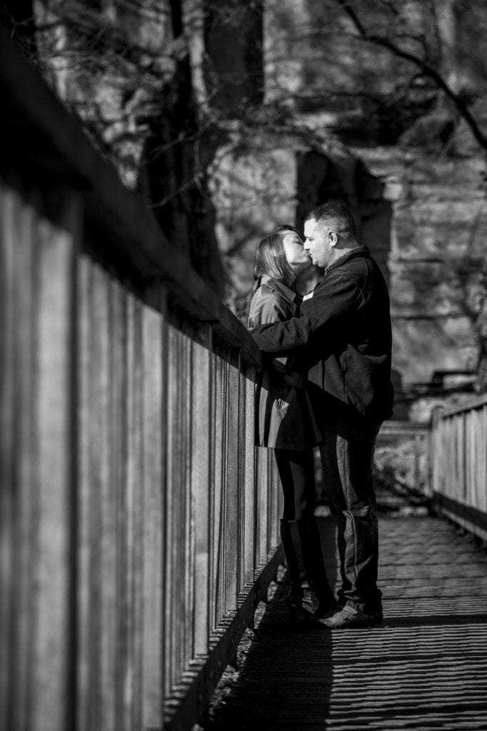 finchale abbey pre wedding photography | Dawn & Trevor_43