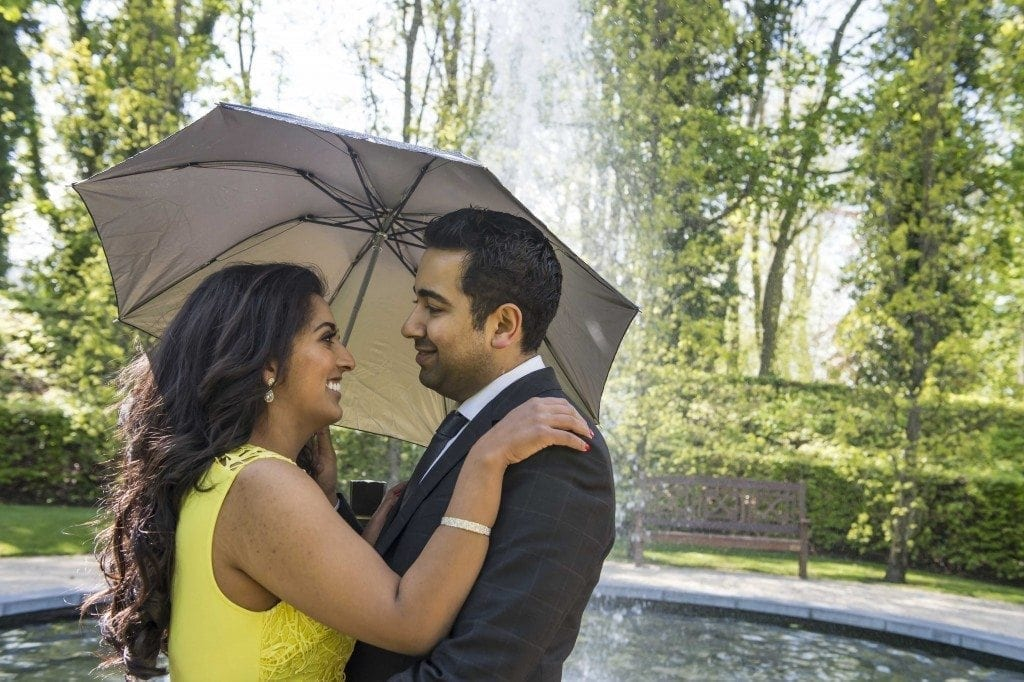 Alnwick Gardens Wedding photography | Anjali & Rajan_45