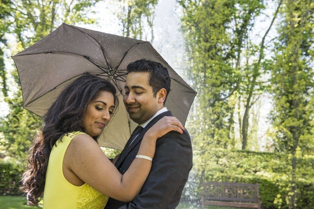 Alnwick Gardens Wedding photography | Anjali & Rajan_46
