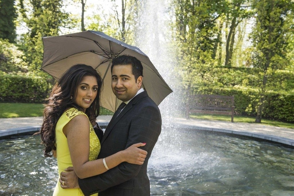 Alnwick Gardens Wedding photography | Anjali & Rajan_47