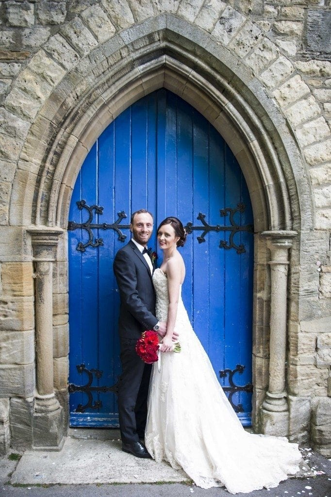 Kirsty & Paul's wedding at Lumley castle, Durham wedding photography by leighton bainbridge what a gorgeous day
