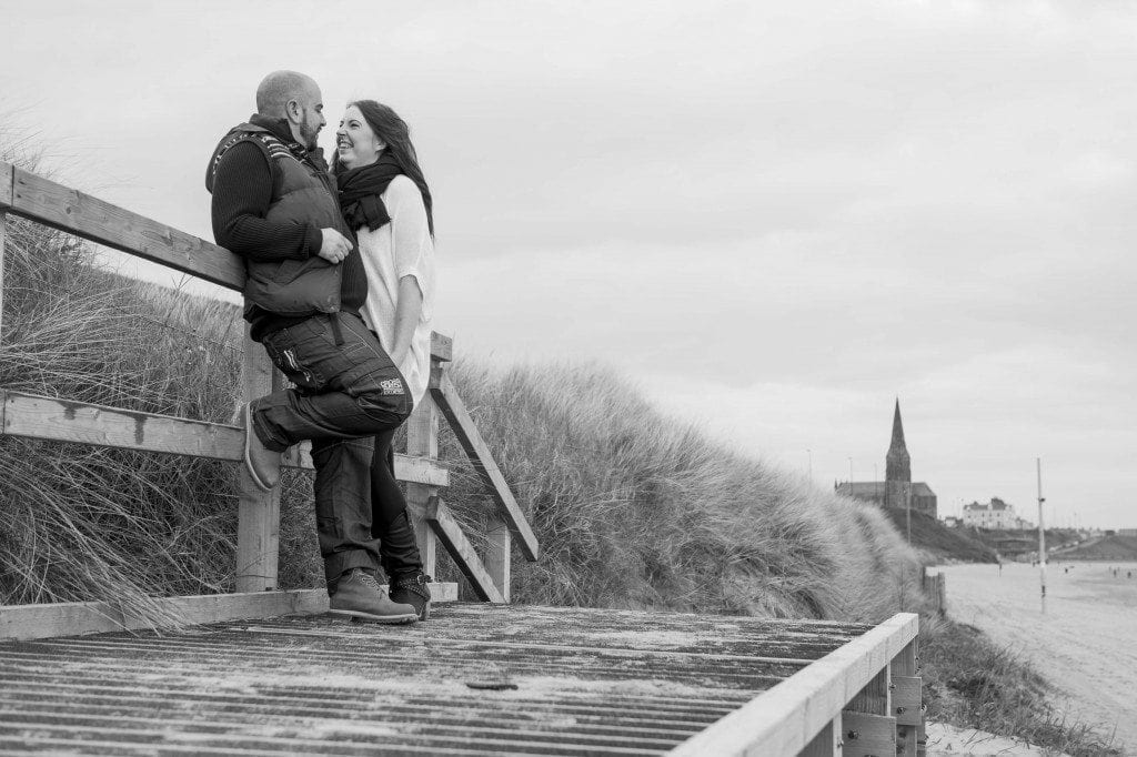 Tynemouth Wedding Photography | Claire & Jon_12