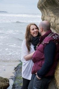 Tynemouth Wedding Photographer Leighton Bainbridge was Photographing a Tynemouth pre wedding shoot with Claire & Jon just outside of newcastle wedding