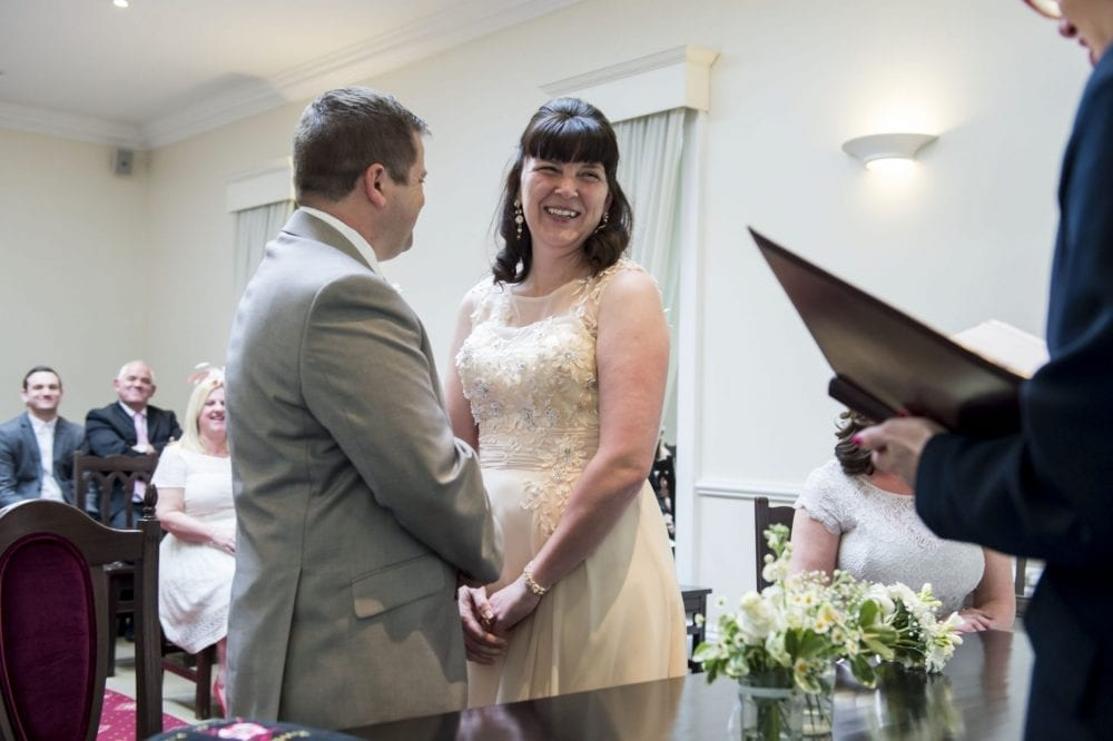 York Registry Office Wedding Photography With The Gorgeous Ruth Anth On There In