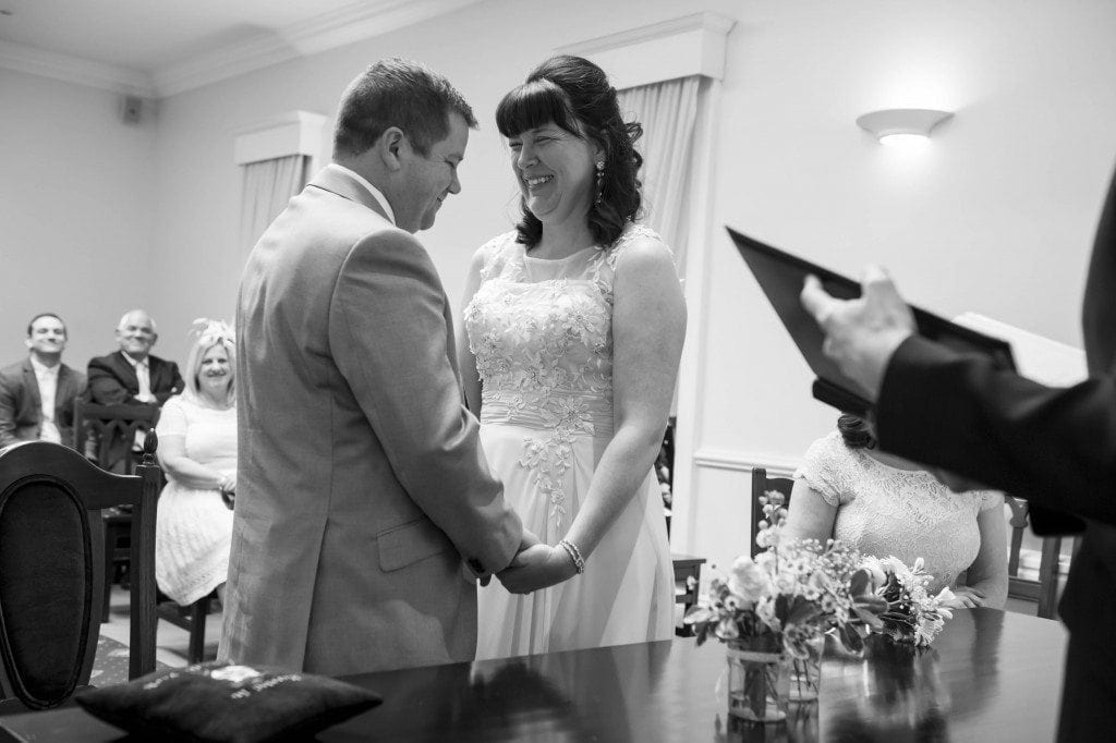 York Registry Office Wedding Photography with the gorgeous Ruth & Anth on there wedding in York. photographed by york wedding photographer Leighton Bainbridge