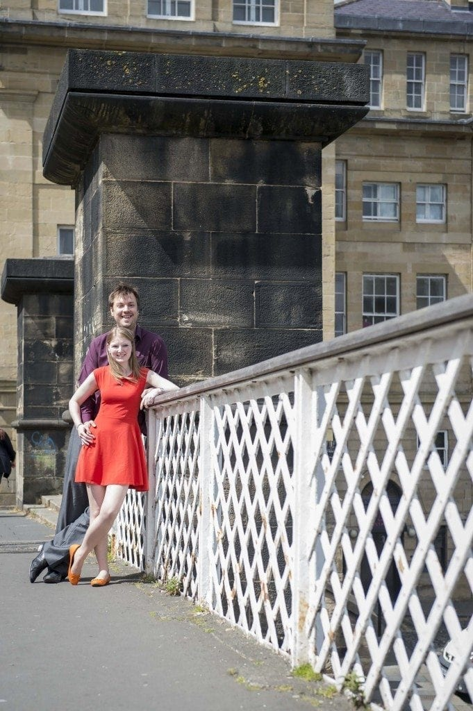 A fantastic photography on Newcastle Quuyside for James & Lisa's pre wedding shoot in newcastle photography. we were definetly lucky with the weather