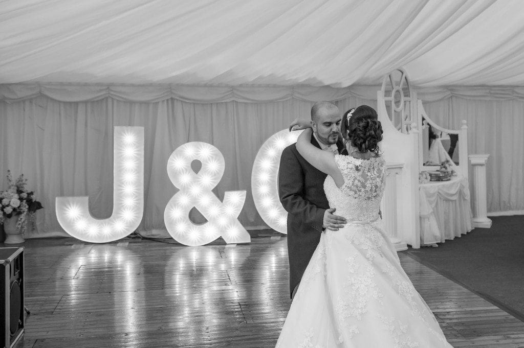 Ramside hall hotel wedding