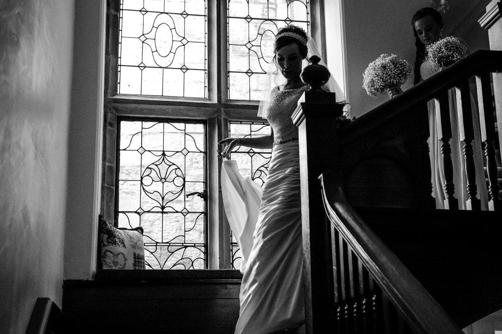 Guyzance Hall Wedding | Claire & Ryan_26