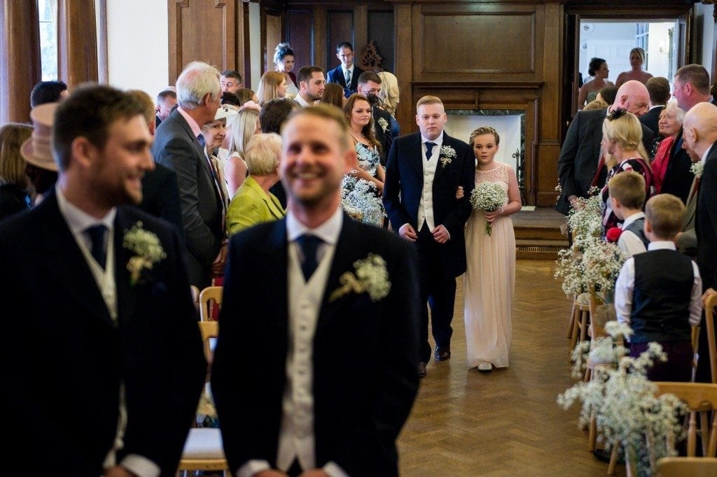 Guyzance Hall Wedding | Claire & Ryan_29