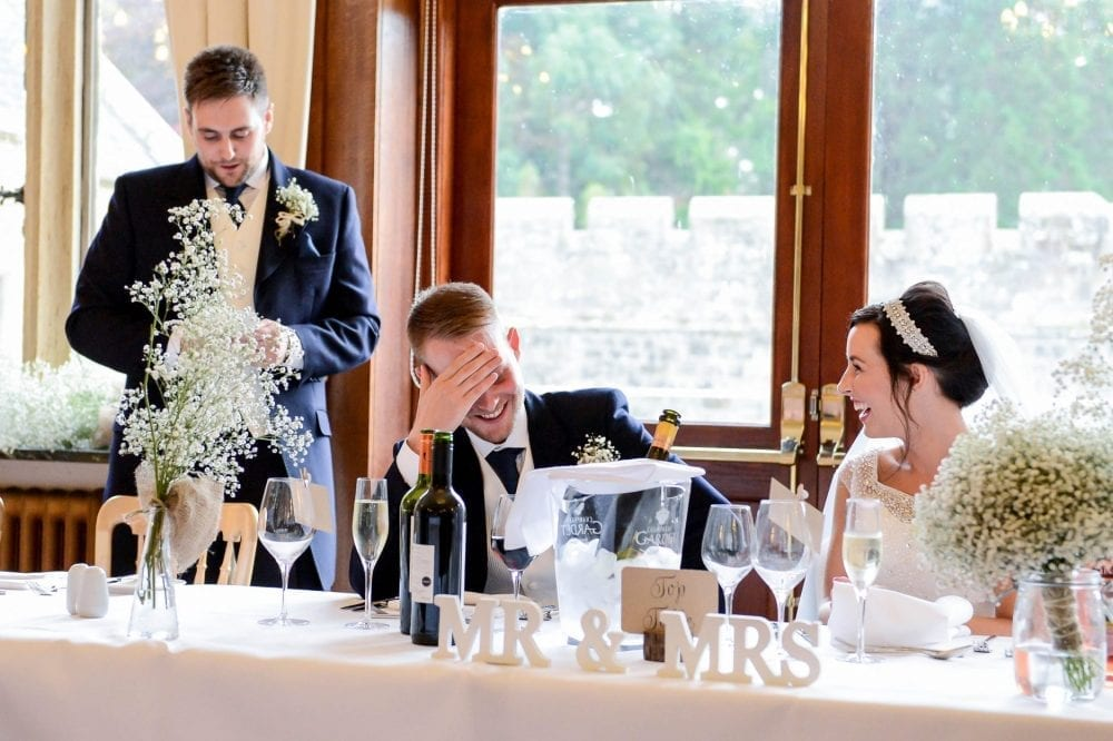 Gorgeous wedding at Guyzance Hall, for Claire & Ryan's magical day. Newcastle Wedding photogrpher Leighton Baninbridge was their to capture the day in Northumberland