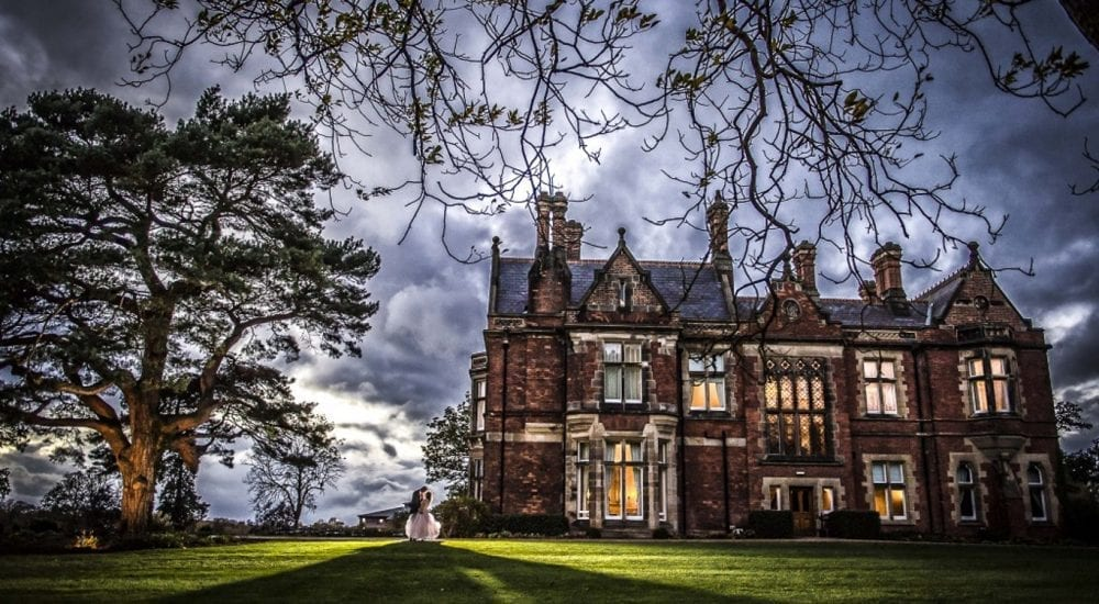 Newcastle wedding photographer Leighton Bainbridge at the gorgeous Rockliffe Hall wedding photography in Newcastle for Leigh & Jamie's BIG day