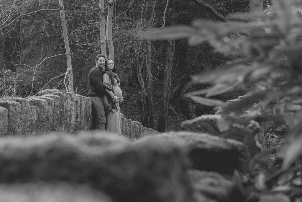 Jesmond dene pregnancy photography Newcastle, with the very gorgeous Nicole & Gareth looking forward to there newcastle wedding photography with Leighton Bainbridge