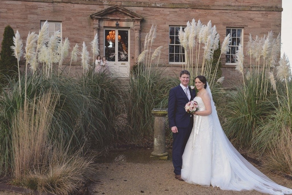 Newton Hall Wedding | Fay & Andy_24