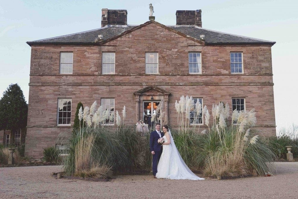 Newton Hall Wedding | Fay & Andy_25