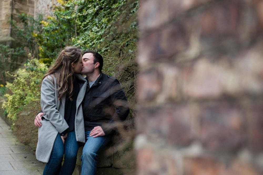 It's always great photographing a pre wedding shoot in Durham, but photographing wedding of Becca & Sean who is the sister of a past bride makes it all even better to be photographing in durham for such a special occasion.