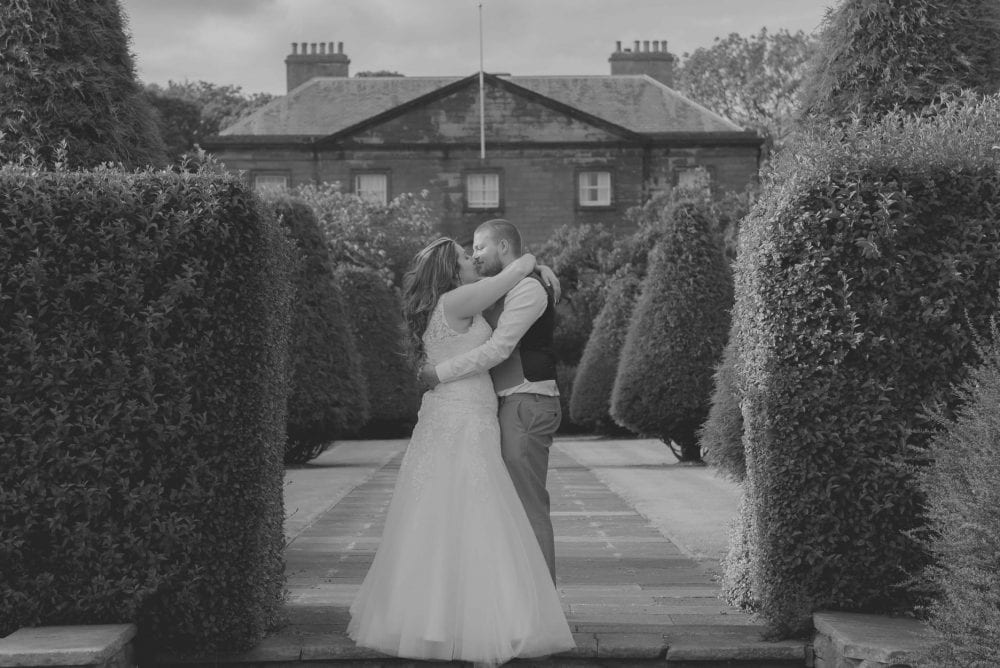 It's always amazing going back to Backworth Hall wedding as this is where I photographed my first wedding. Today I was capturing Sarah & Sean's big day