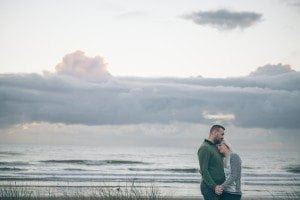 A brilliant sunrise Pre wedding at Druridge Bay with the awesome Danielle & Sam. what a newcastle wedding photography shoot