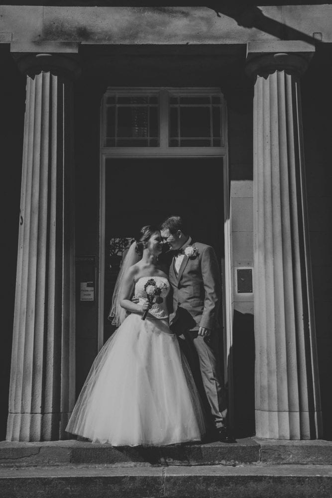 A gorgeous wedding in Alnwick with joanne and Mathew with anwick wedding photographer Leighton Bainbridge