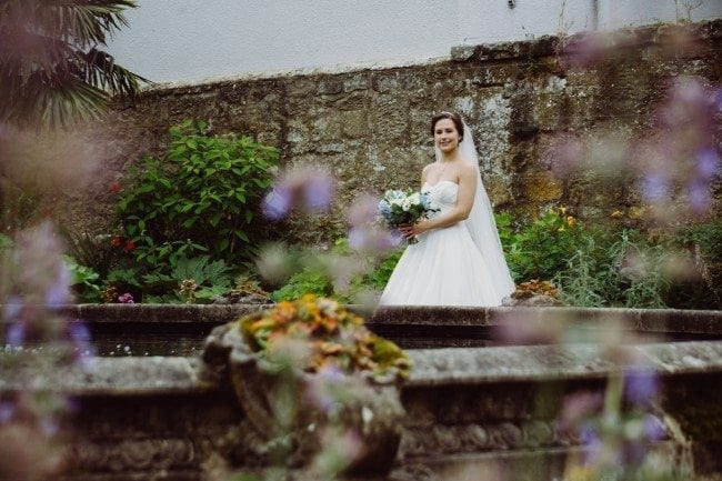 Le Petit Chateau wedding venue was stunning for the wedding photography of Sophie & Matt