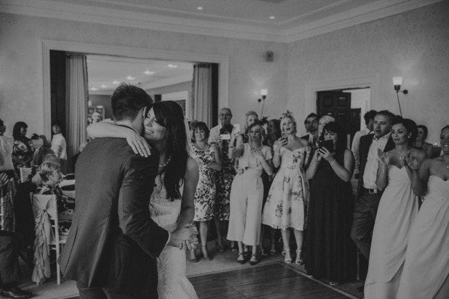 Lisa and Simon's stunning wedding at Seaham Hall