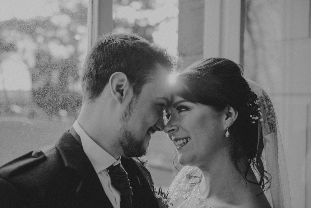 An absolutely stunning wedding at Newton Hall with the beautiful Bethany & Liam, photo of newton hall wedding was newcastle wedding photographer Leighton Bainbridge