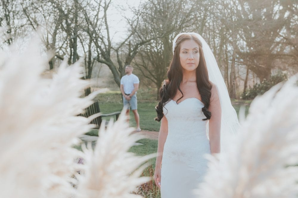 a gorgeous wedding in Bishop Auckland, with durham wedding photographer Leighton Bainbridge