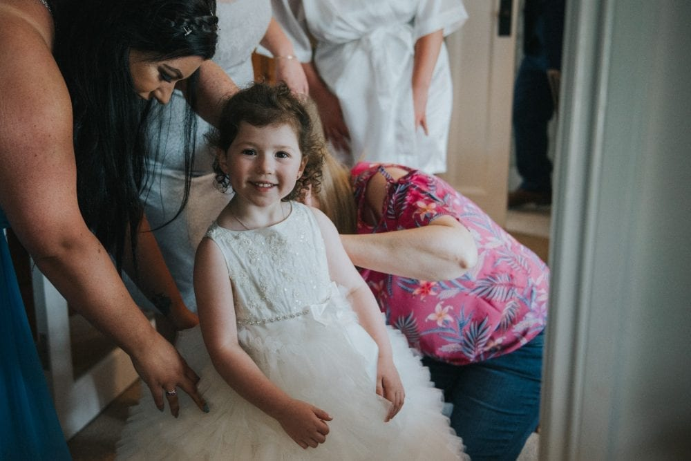 Morritt Arms wedding photography for the beautiful day of Claire & Andy. With Durham Wedding photographer Leighton Bainbridge
