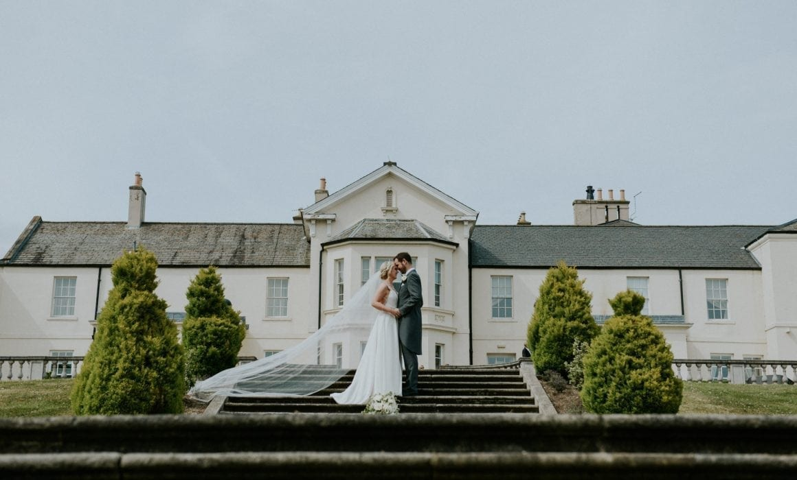 A beautiful Seaham Hall wedding photography with Alice & David.