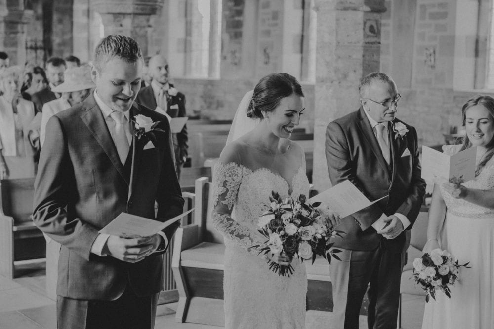 A stunning wedding at Alnwick Gardens with Laura & Rob, also a trip to Newbiggin Church wedding, where I was blown away...