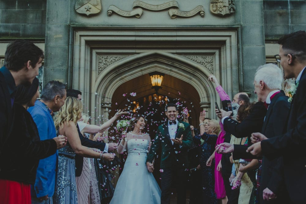 A beautiful trip to Matfen Hall Wedding, photographing Rachel & Sergio's beautiful day with Newcastle wedding photographer, Leighton Bainbridge