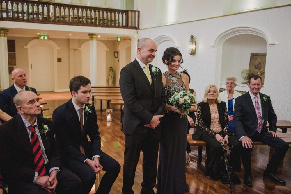 an amazing wedding at Lartington Hall with Kieron & Lisa with durham wedding photographer, Leighton Bainbridge